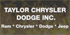Taylor <b>Chrysler</b> Dodge Jeep
